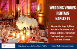 Wedding venues rentals Naples FL