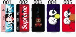 SupremeエクスペリアXperia XZ3ケース シュプリーム耐衝撃so-01lケースソフトシリコンxz3カバー カウズ ...