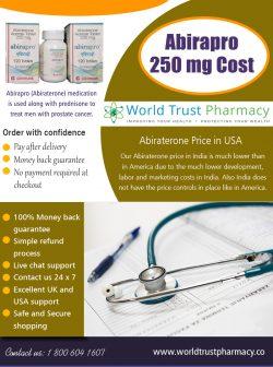 Abirapro 250 mg Cost