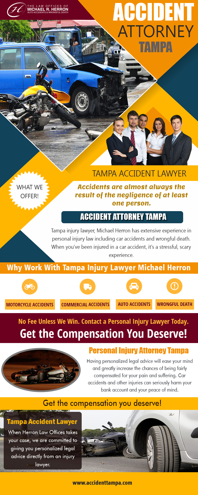 Accident Attorney IN Tampa