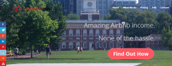Airbnb property management Philly