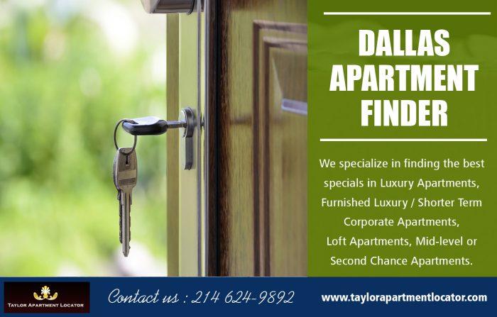 Apartment Locator Dallastx | 2146249892 | taylorapartmentlocator.com