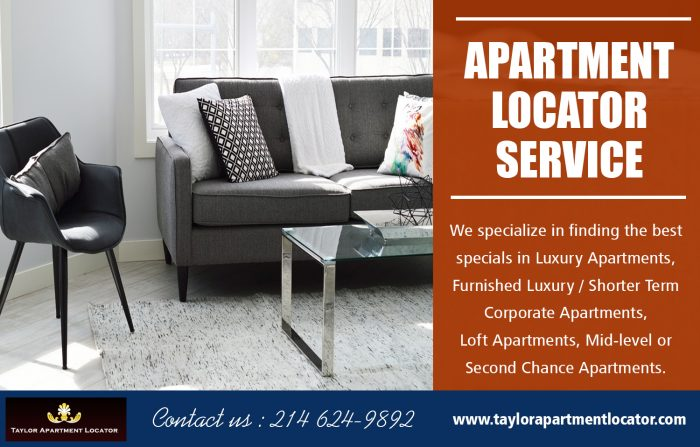 Apartment Locator Service | 2146249892 | taylorapartmentlocator.com