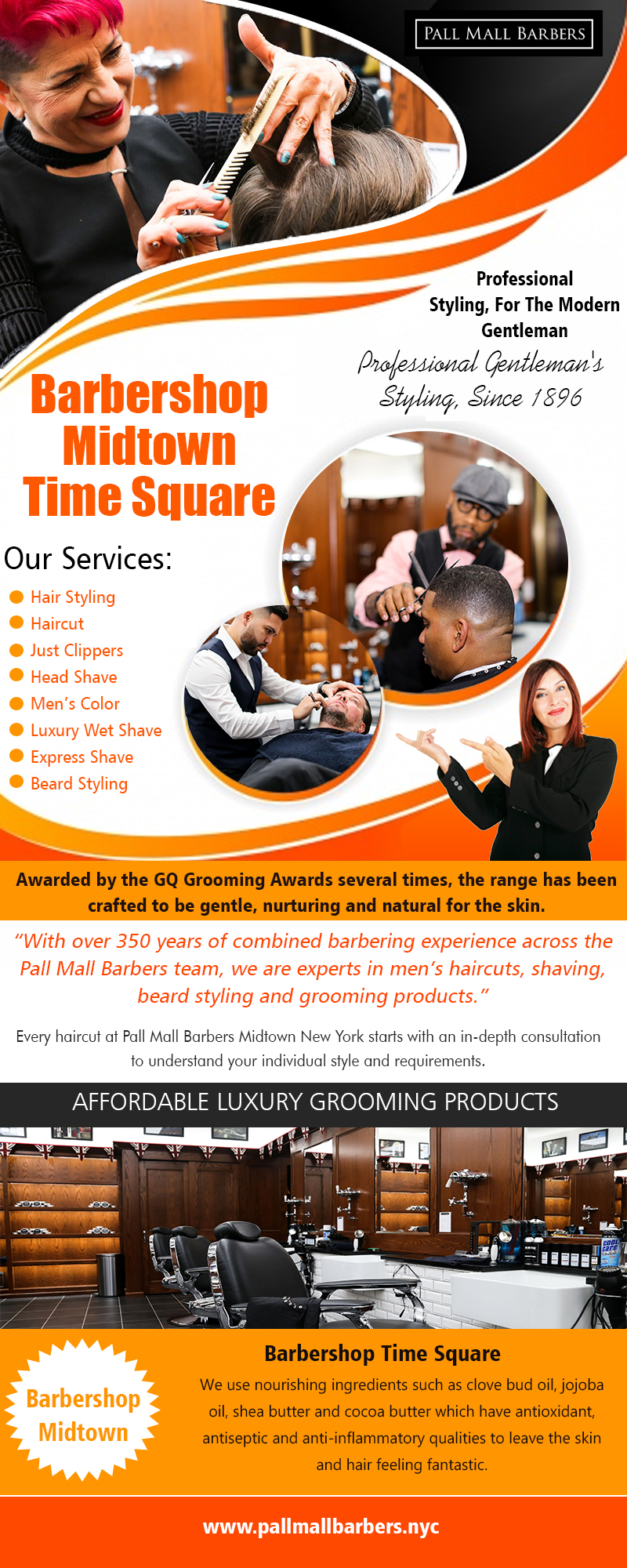 Barbershop Midtown Time Square