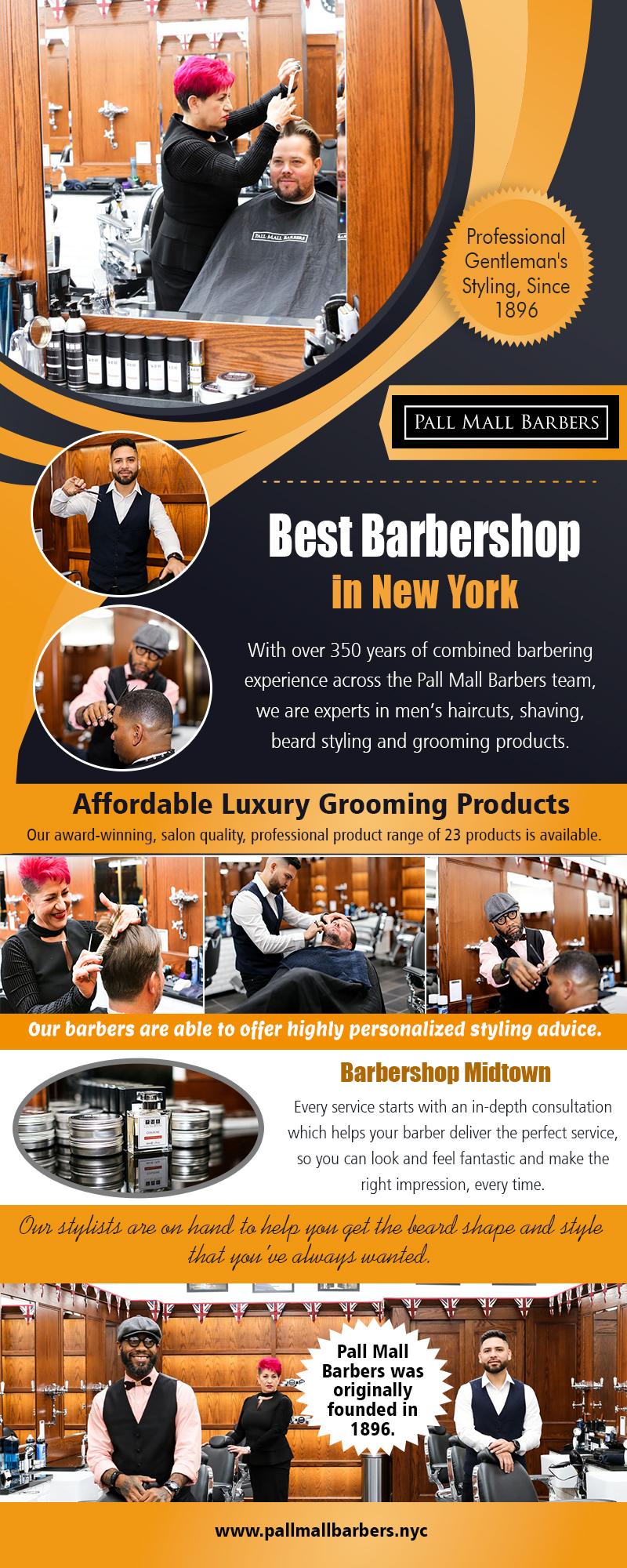 Best Barbershop in New York