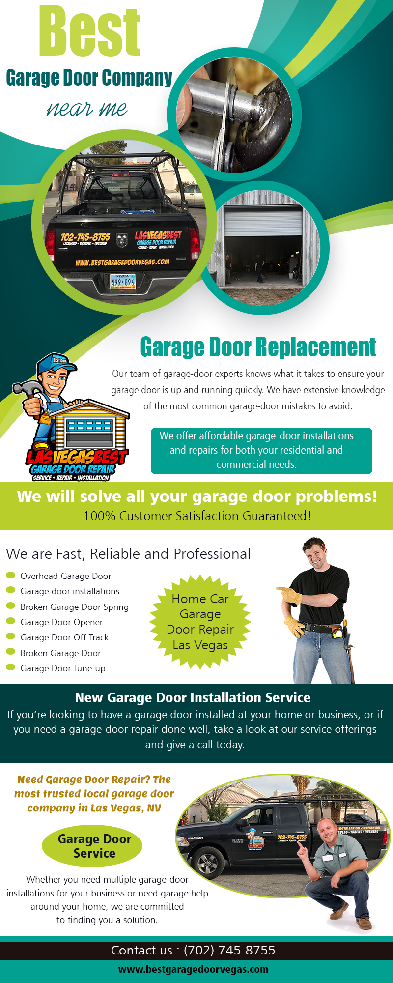 Best Garage Door Company near me