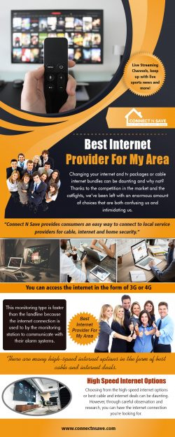 Best Internet Provider For My Area | 8554858733 | connectnsave.com