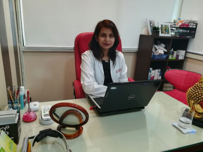 Dr Naiya Bansal – Skin Specialist Doctor in Chandigarh