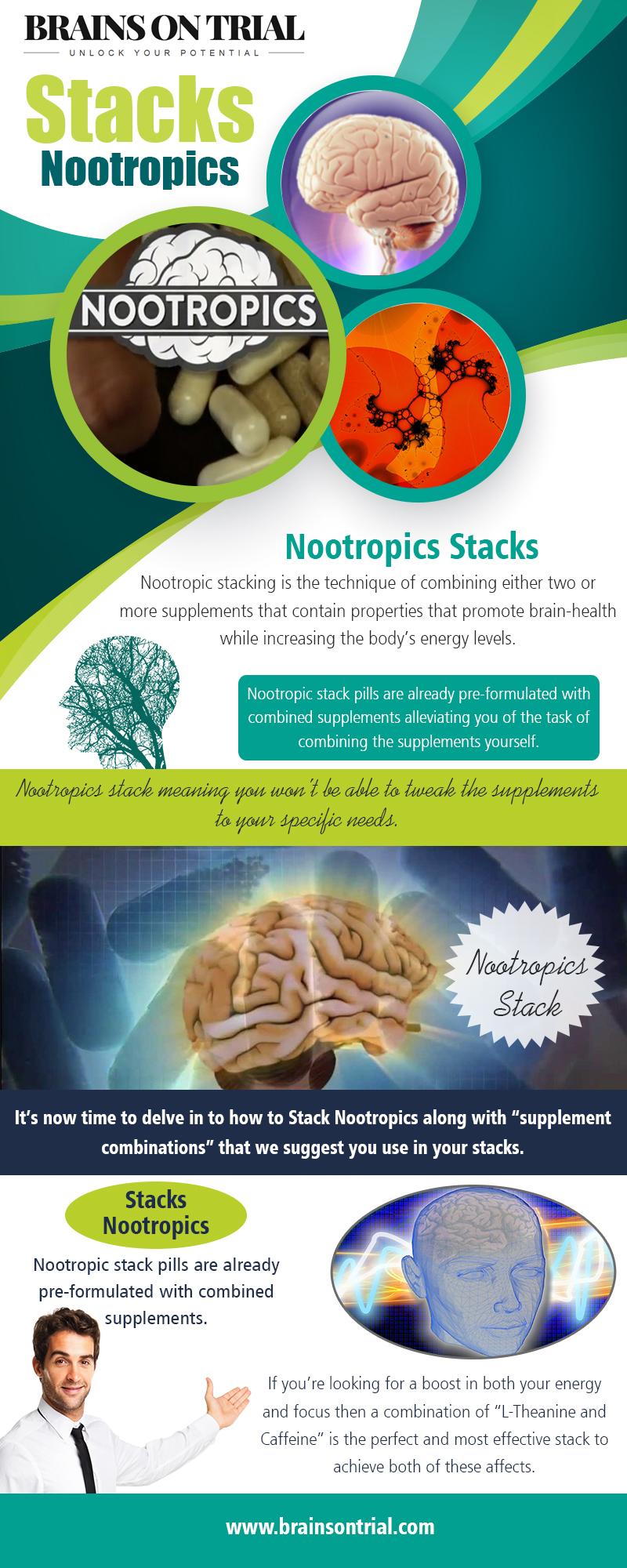 Best Stacks Nootropics