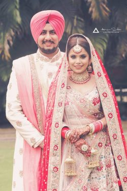 Aman Sidhu Wedding Photographer In Chandigarh