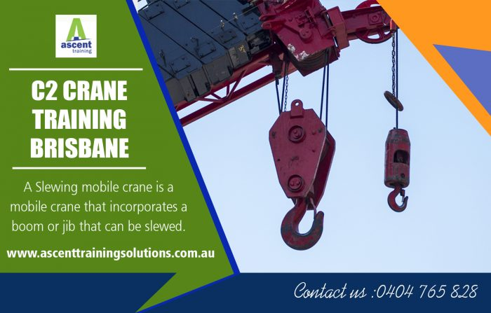 C2 crane training Brisbane