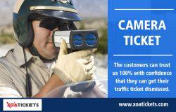 Camera Ticket