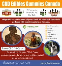 CBD Edibles Gummies Canada