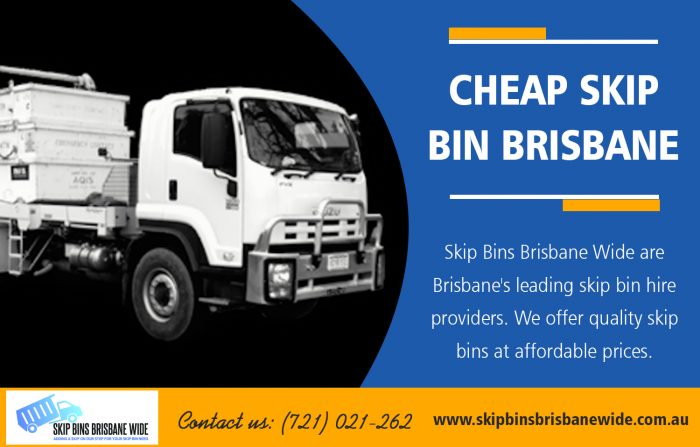 Cheap Skip Bin brisbane | Call : 0721021262 | skipbinsbrisbanewide.com.au
