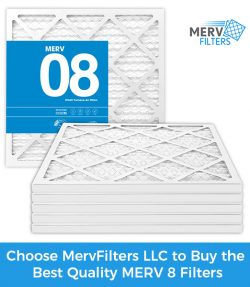 Choose MervFilters LLC to Buy the Best Quality MERV 8 Filters