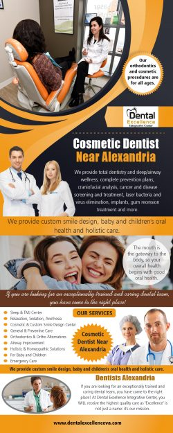 Cosmetic Dentist Near Alexandria