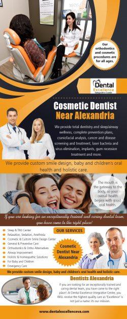 Cosmetic Dentist Near Alexandria