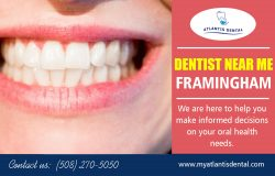 Dentist Near Me Framingham