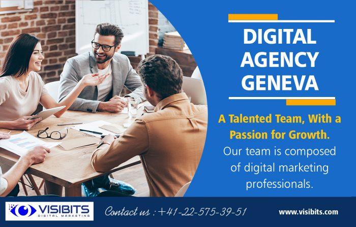 Digital Marketing Company In Geneva Switzerland