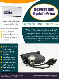 Doxycycline Hyclate Price