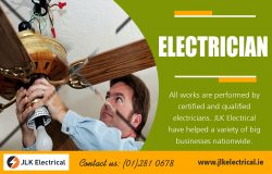 Electrician | Call – 01 281 0678 | jlkelectrical.ie