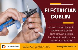 Electrician Dublin | Call – 01 281 0678 | jlkelectrical.ie
