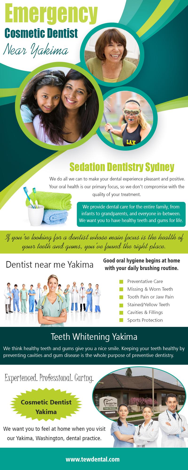 Emergency Cosmetic Dentist Veneers Yakima | 509728932 | tewdental.com