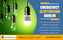 Emergency Electrician Dublin | Call – 01 281 0678 | jlkelectrical.ie