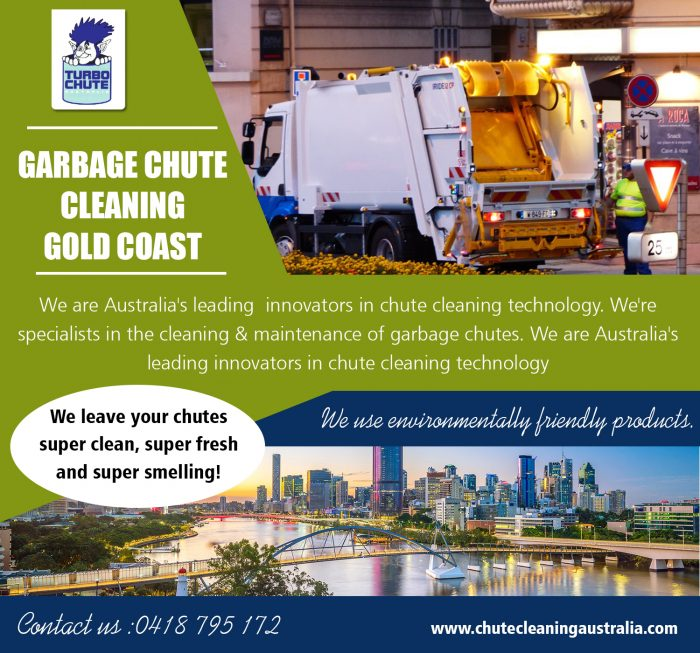 Garbage Chute Cleaning Gold Coast