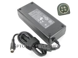 150W Gateway 6500846 4-pin Din tip AC Adapter