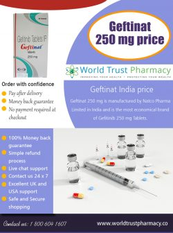 Geftinat 250 mg Price