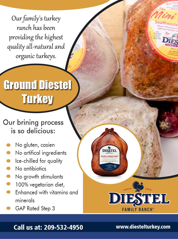 Ground Diestel Turkey