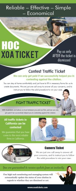 Fight Traffic Ticket