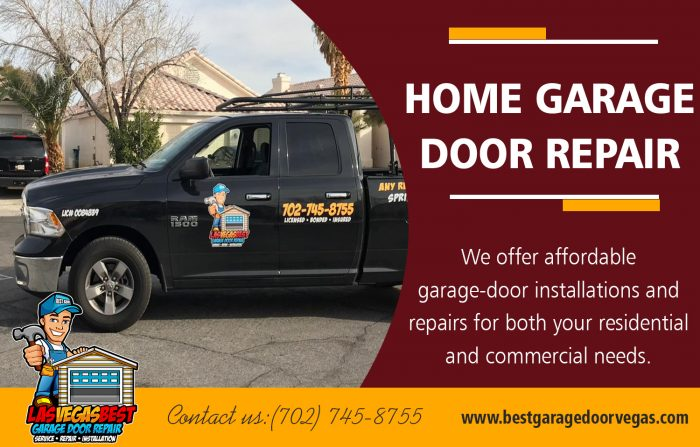 Home Garage Door Repair