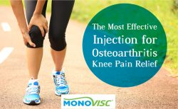 Monovisc – The Most Effective Injection for Osteoarthritis Knee Pain Relief