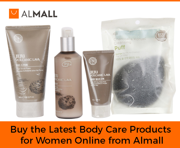 Buy the Latest Body Care Products for Women Online from Almall