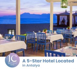 IC Hotels Santai Family Resort – A 5-Star Hotel Located in Antalya