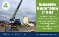 Intermediate Rigging Training Brisbane