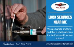 Lock Services near me