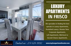 Luxury Apartments in Frisco | 2146249892 | taylorapartmentlocator.com