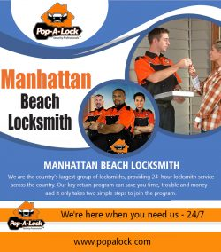 Manhattan Beach Locksmith | 4234996266 | popalock.com