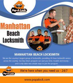 Manhattan Beach Locksmith | 4234996266 | popalock.com