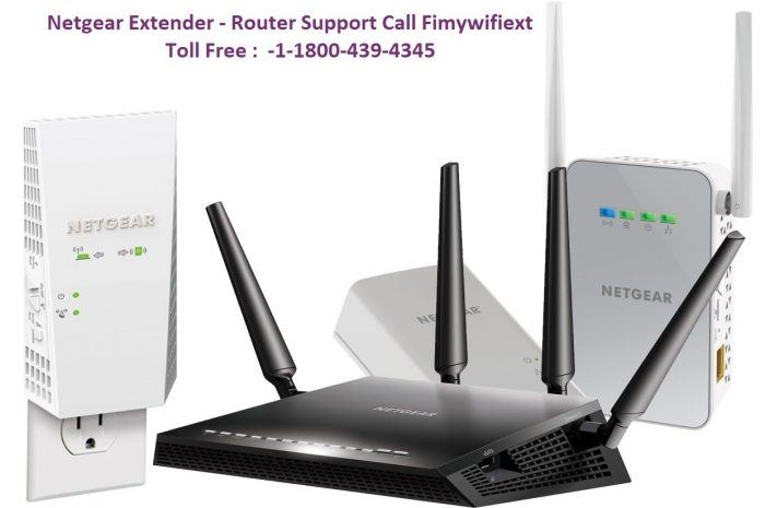 Netgear Router And Extenders