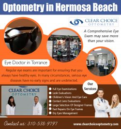 Optometry in Hermosa Beach | 3105389797 | clearchoiceoptometry.com