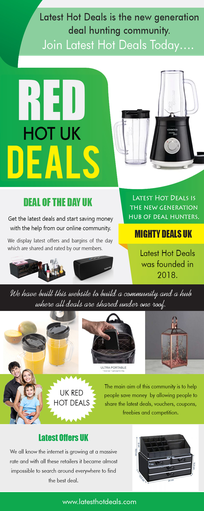 Red Hot UK Deals