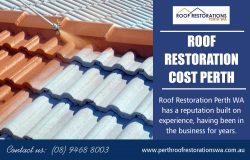 Roof Restoration Cost Perth