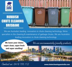 Rubbish Chute Cleaning Brisbane