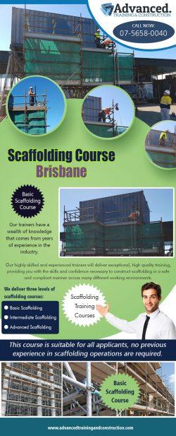 Scaffolding Course Brisbane