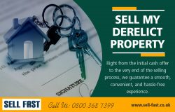 Sell my Derelict Property