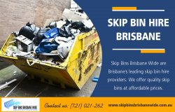 Skip Bins Hire Brisbane | Call : 0721021262 | skipbinsbrisbanewide.com.au